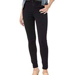 Bandolino Black Selena Ankle Skinny Jeans Size 6